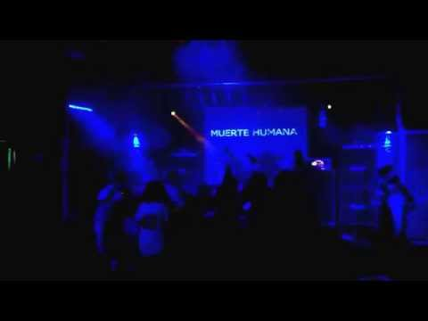 Muerte Humana Feat. Cum Book - El Viejo Gore @ San Luis Metal Attack 2015 in Black Dog