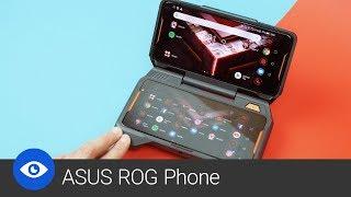 ASUS ROG Phone (první dojmy) a kufr plný příslušenství