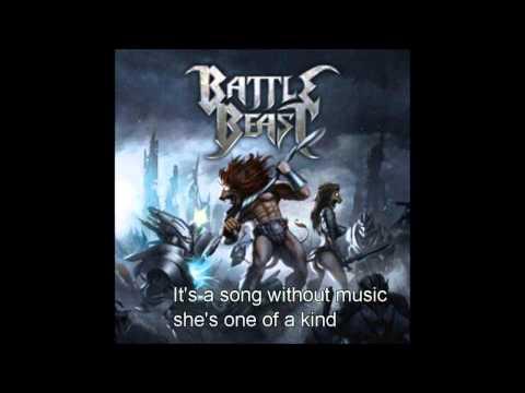 Battle Beast - Black Ninja (lyrics)