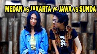 Download Video MEDAN vs JAKARTA vs JAWA vs SUNDA MP3 3GP MP4