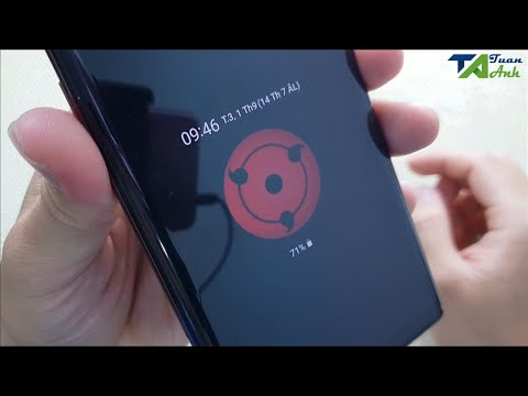 Cài ảnh động làm hình nền Always On Display trên điện thoại Android