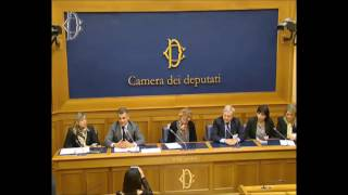 Camera dei Deputati 13 ottobre 2016