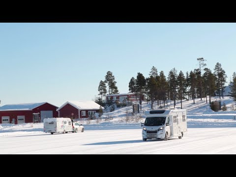 Join Practical Motorhome on an Arctic adventure!