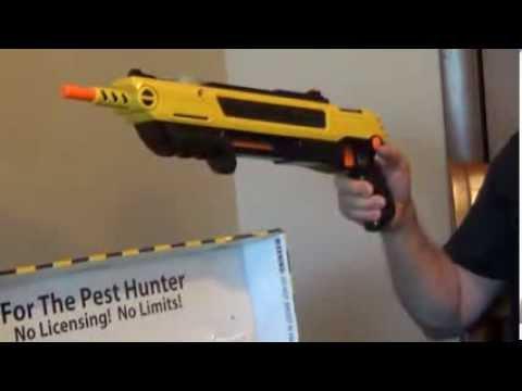 Fly Killer - Fly Gun - YouTube