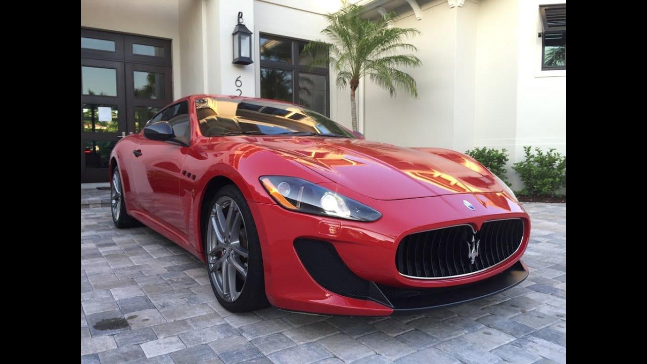 2012 Maserati GranTurismo MC Sport Line for sale by Auto Europa ...