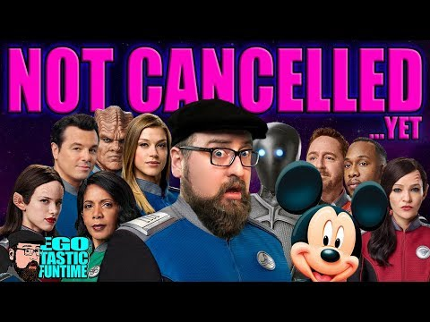 The Orville Is NOT CANCELLED... Yet - Seth MacFarlane's Terms For Disney/Fox?   TALKING THE ORVILLE