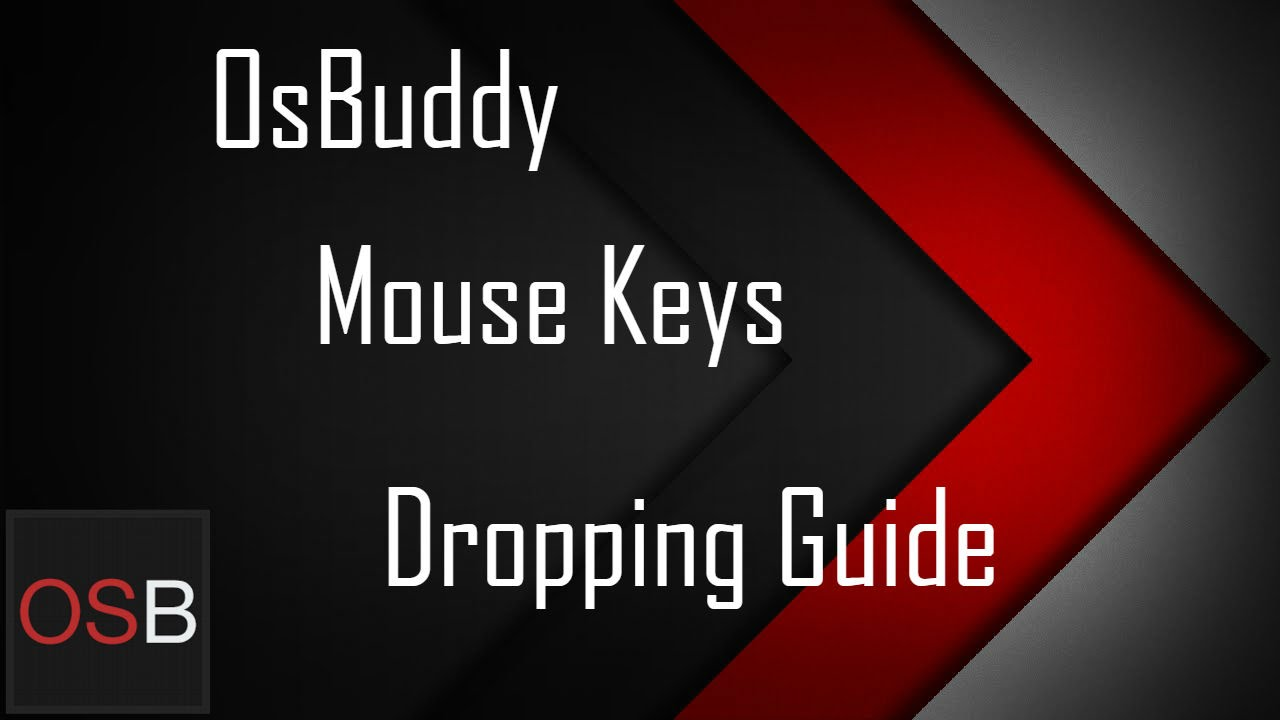 OSRS - MouseKeys Guide 2017 - OsBuddy [Updated]