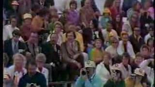 1973 Superstars swimming heats
