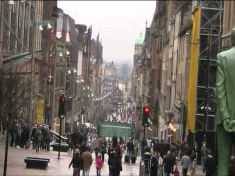 Buchanan st, Glasgow city center