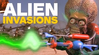 Top 10 Alien Invasions in Movies