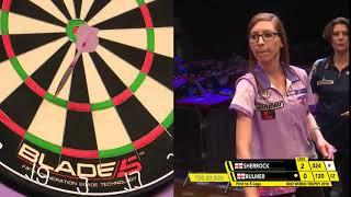 Sherrock vs Bulmer Darts Ladies World Trophy 2018 Semi Final