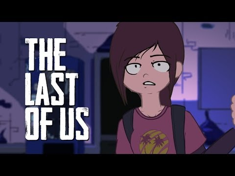 The Last of Shivs 【The Last of Us Parody】