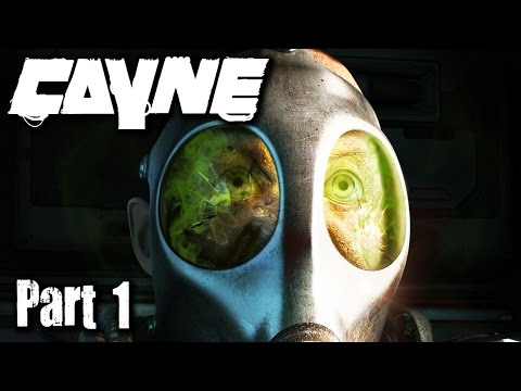 CAYNE Gameplay - Part 1 - Walkthrough (No Commentary)