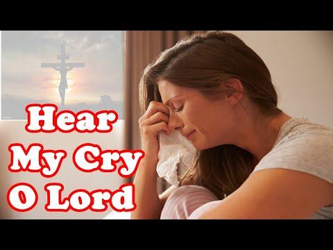 Hear My Cry O Lord