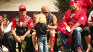 Mongrel Mob Breaking the cycle.