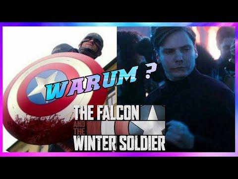 WARUM The Falcon and the Winter Soldier jetzt spannend wird – TFATWS Preview Präsentation