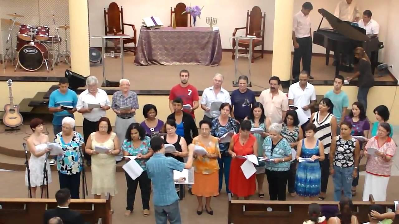 Ainda NÃo Me Esqueci De Ti: Igreja Metodista Em Tucuruvi