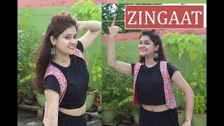 Zingaat - Dhadak | Bollywood Dance choreography| Antara Bhadra