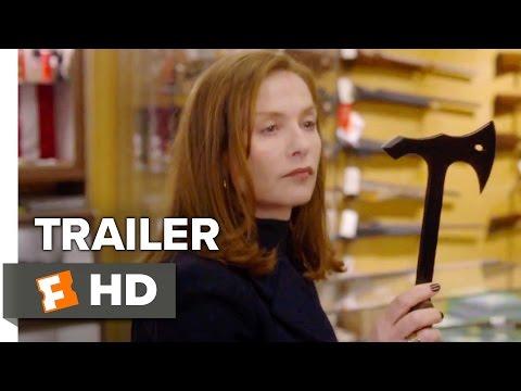Elle Official Trailer 1 (2016) - Paul Verhoeven Movie