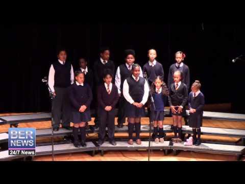 East End Primary School Choir, February 13 2015