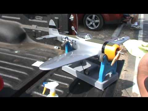 Great Planes P-47 Thunderbolt GP/EP ARF - Review Video