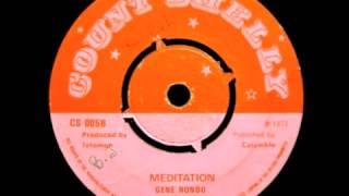 Gene Rondo / Meditation