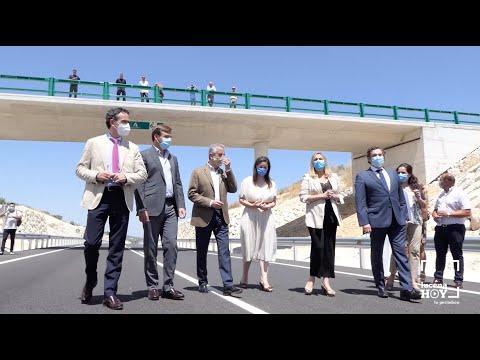 VÍDEO: Inaugurada y abierta al tráfico la variante A331 de Lucena