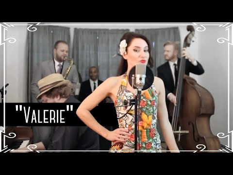 Valerie- The Zutons/Amy Winehouse Cover by Robyn Adele Anderson