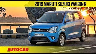 2019 Maruti Suzuki Wagon R I First Drive Review I Autocar India