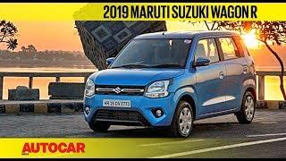 2019 Maruti Suzuki Wagon R I First Drive Review I Autocar India Video