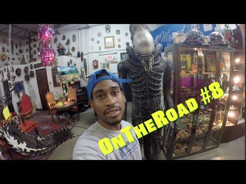 OnTheRoad Vlog#8 -Art Basel Aliens!