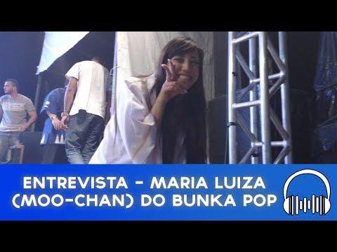 Entrevista - Maria Luiza (Moo-chan) do Bunka Pop