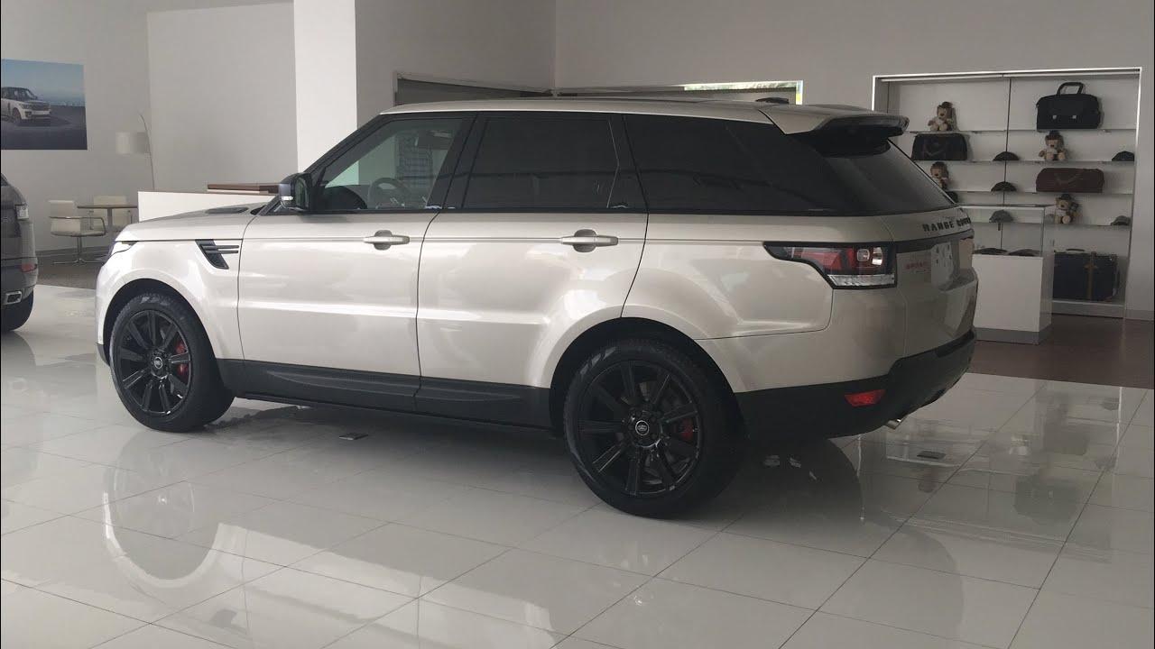 Xe Range Rover Sport Hse Dynamic 3 Color Aruba Zanzibar Fuji White You