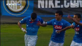 PRIMAVERA 1: Inter - Napoli 0-2