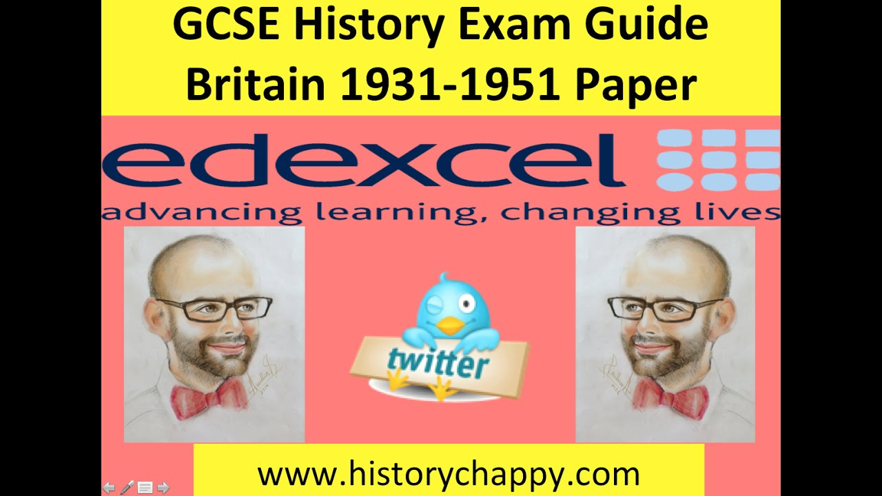 What would I get in Edexcel GCSE History with...?