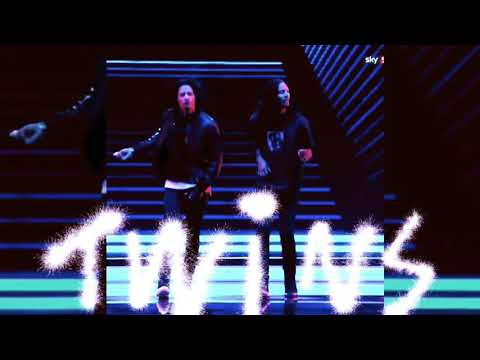 Les Twins - Official Remix Music _Bruno Mars Finesse