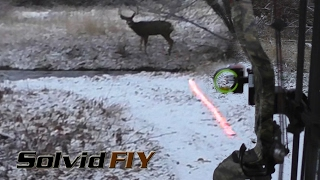 lighted nock archery mule deer hunting 100 film it yourself by solvid