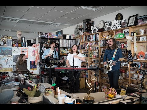 Frances Cone: NPR  Tiny Desk Concert
