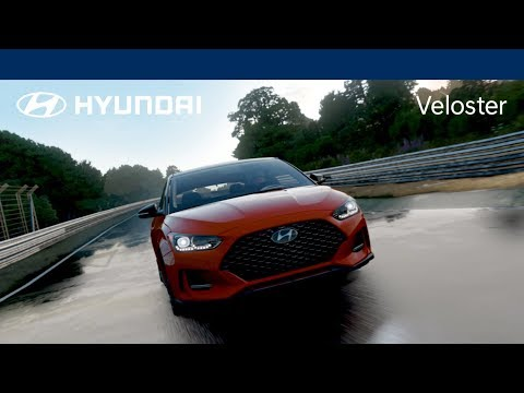 Coming to Forza 7 The Veloster N Hyundai