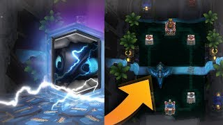 NEW DARK ARENA IN CLASH ROYALE!! 3 NEW CARDS!!