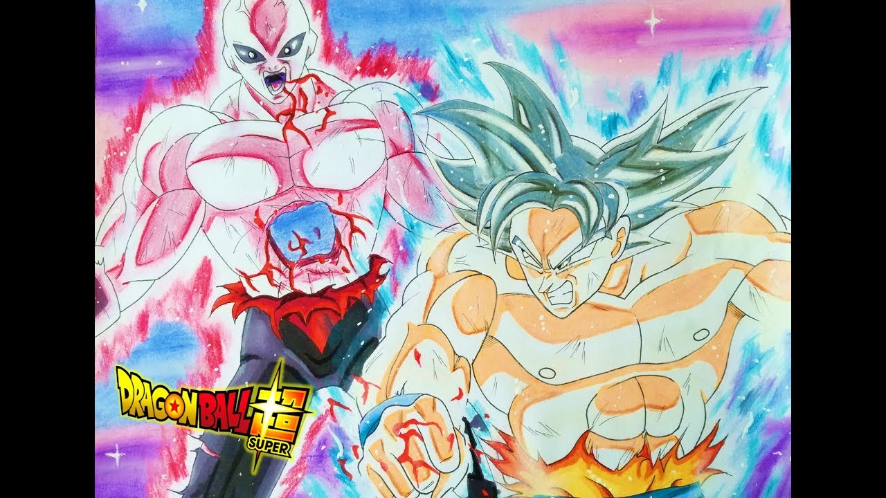 Dibujos De Goku Ultra Instinto Para Colorear Dibujos Para Colorear