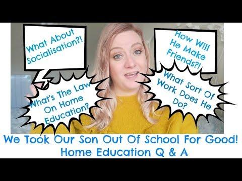 Home Education Q & A