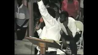 Evangeliste Daniel Jean Baptiste -- An rele Jezu 2