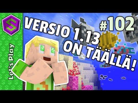Uusi päivitys! | Minecraft Let's Play #102