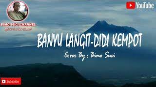 Banyu Langit - Didi Kempot Cover By : Bimo Suci