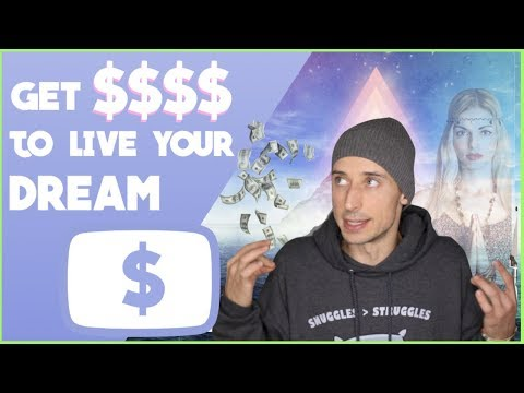 Get Paid To Live Your Dream | Money to Start Your Business Idea or Project