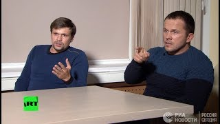 """""""Подозреваемые"""" по делу Скрипалей попросили защиты у СМИ"""