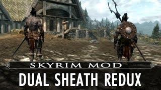 Skyrim Mod Feature: Dual Sheath Redux