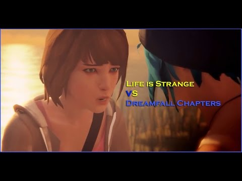 Dreamfall Chapters vs Life is Strange