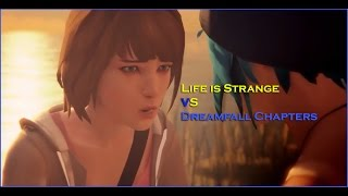 Dreamfall Chapters vs Life is Strange
